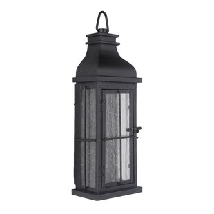 Breakwater Bay Wylie LED Outdoor Wall Lantern