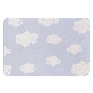 Happy Clouds by Heidi Jennings Bath Mat
