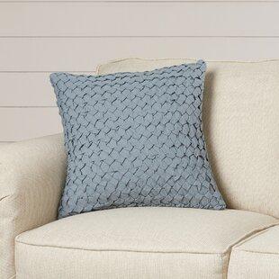 Marine Linen Throw Pillow