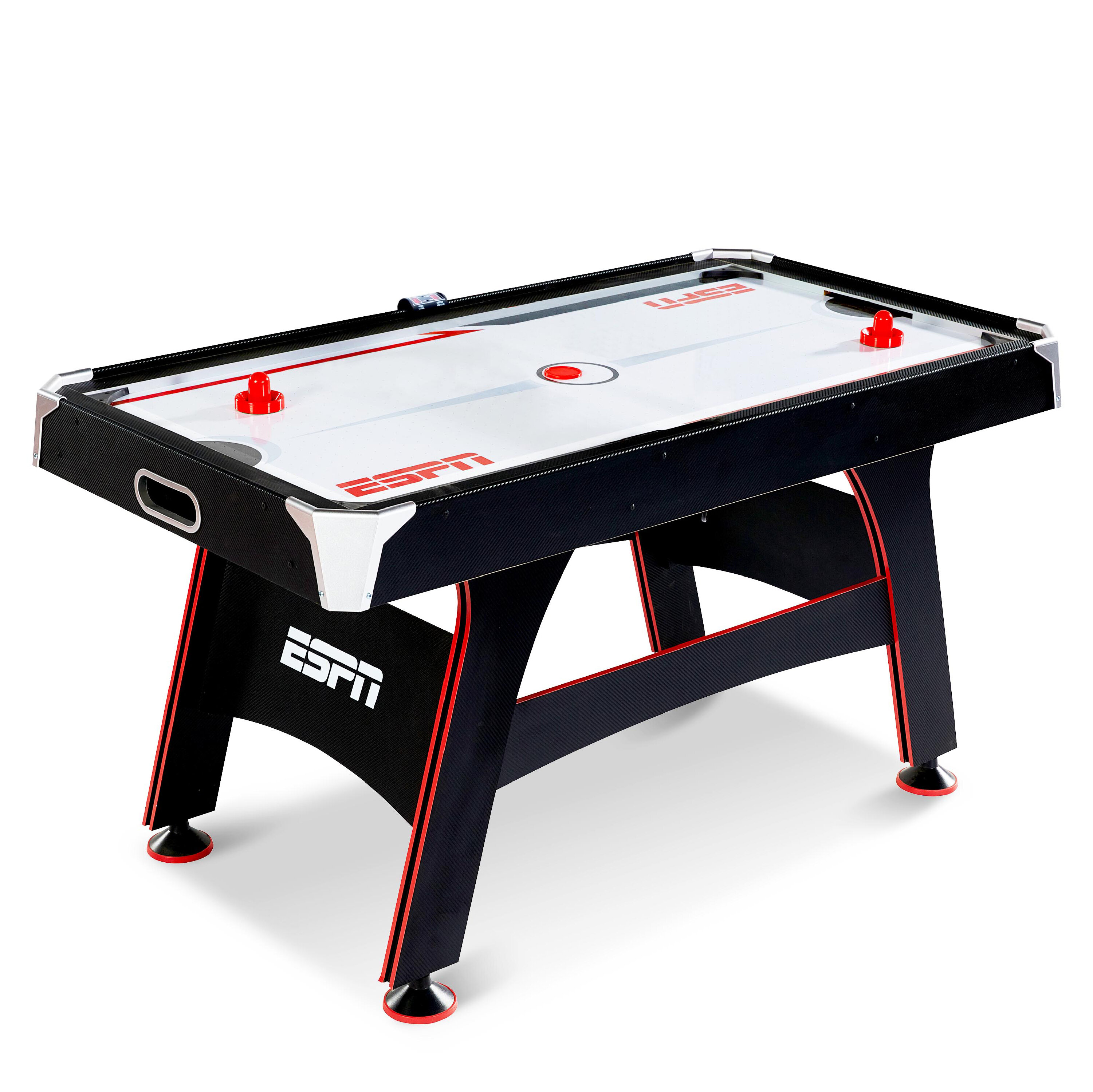 Air Hockey Lovely Air Hockey Table 48 Inch Powered Electronic Indoor Game Room Kids Funny Play