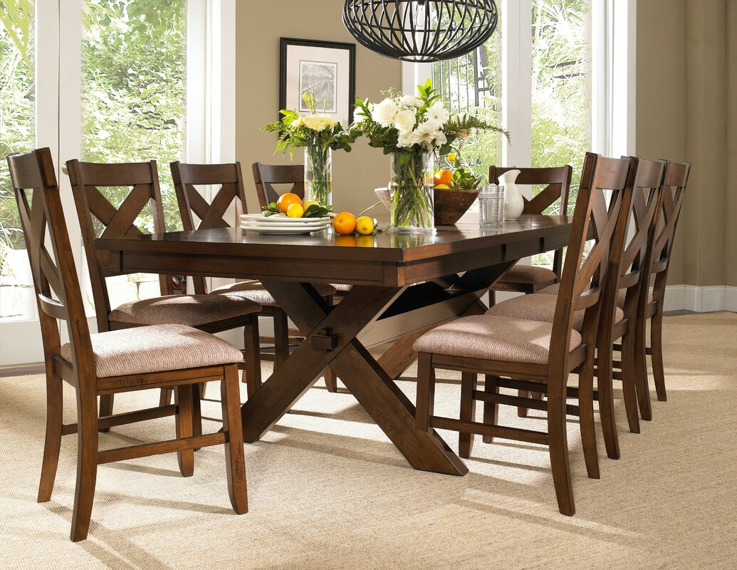 laurel foundry modern farmhouse isabell  piece dining set  -   piece kitchen  dining room sets sku lrfy defaultname