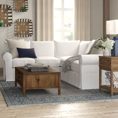 White Sectional Sofas Joss Amp Main