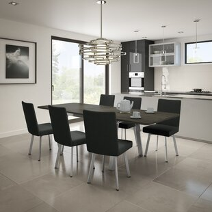 Nautilus 7 Piece Dining Set Orren Ellis