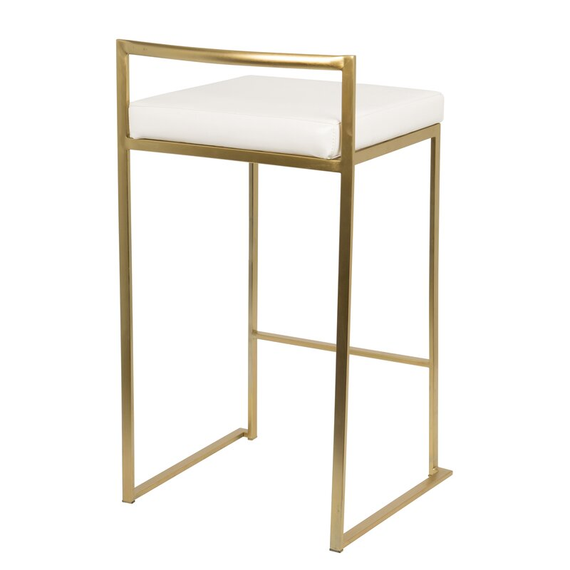 Gary 27 Quot Bar Stool Amp Reviews Allmodern