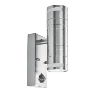 Cartagena 2 Light Outdoor Sconce With Motion Sensor By Sol 72 Outdoor