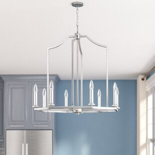 Alcott Hill Woodbine 8-Light Chandelier