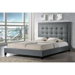 Everly Quinn Louth Upholstered Platform Bed