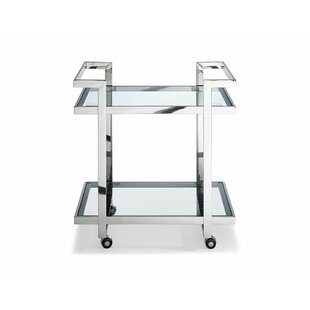Ishmel Bar Cart by Orren Ellis