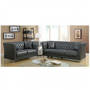 Orren Ellis Florie Configurable Living Room Set