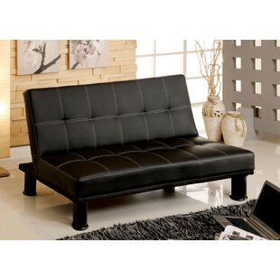 Mcnerney Futon Sofa by Latitude Run Reviews
