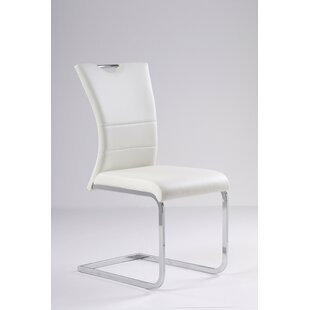 Somnus Side Chair (Set of 4) by Orren Ellis
