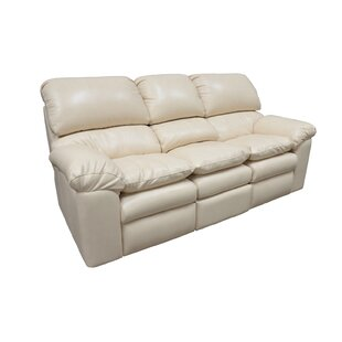 Shop Catera Reclining Sofa by Omnia Leather