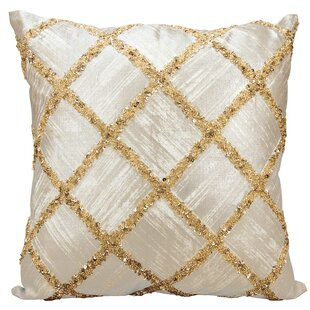 Faucett Cotton Throw Pillow