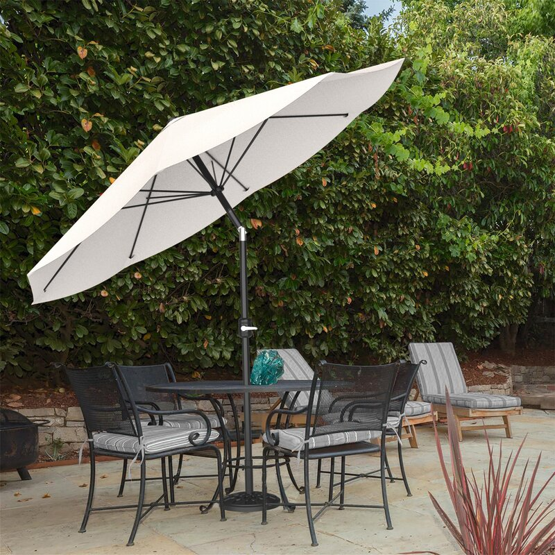 Kelton 10' Market Umbrella: outdoor