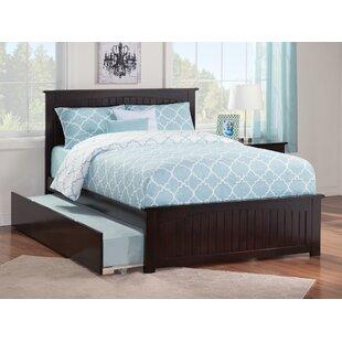 Benites Platform Bed with Trundle