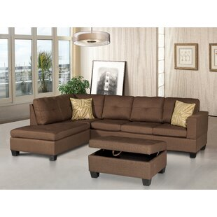 Red Barrel Studio Ferraro Sectional