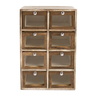 Chehalis Wooden Storage Case 8..