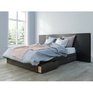 Shopping for Mcintyre Storage Platform Bed by Ivy Bronx Reviews (2019) & Buyer's Guide