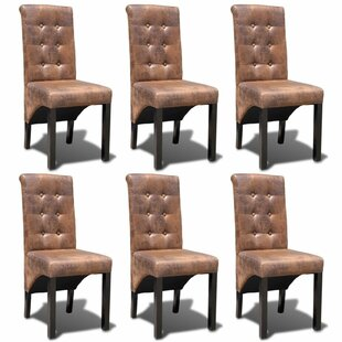 Ayotte Upholstered Dining Chair (Set of 6) by Darby Home Co