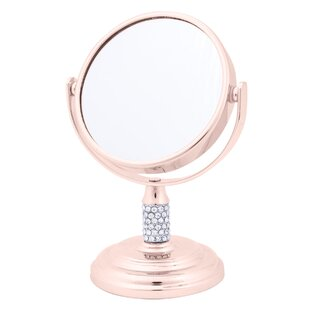 Online Reviews Crystal Mini Mirror ByDanielle Creations
