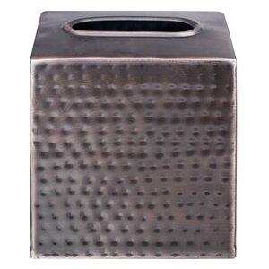 Jerlene Metal Tissue Box Cover