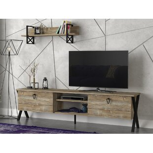 Dunnam Entertainment Unit For TVs Up To 55