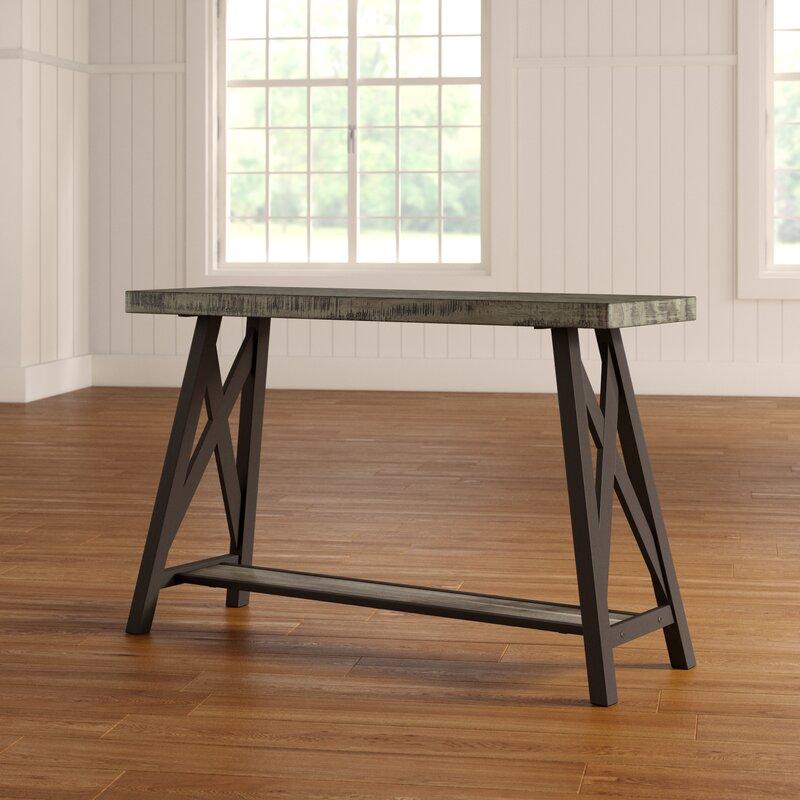 Laurel Foundry Modern Farmhouse Silvis Console Table