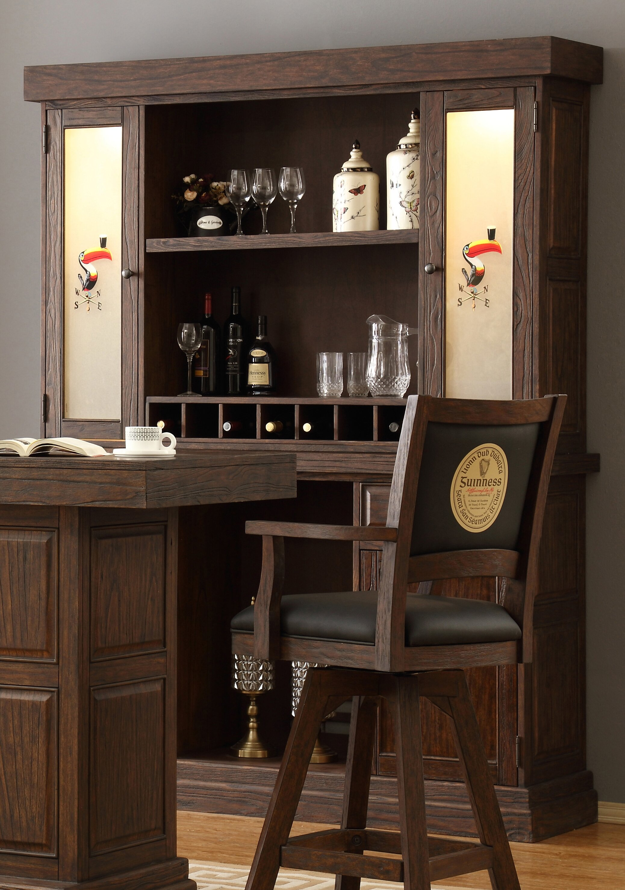 Picture of: Eci Furniture Guinness Back Bar