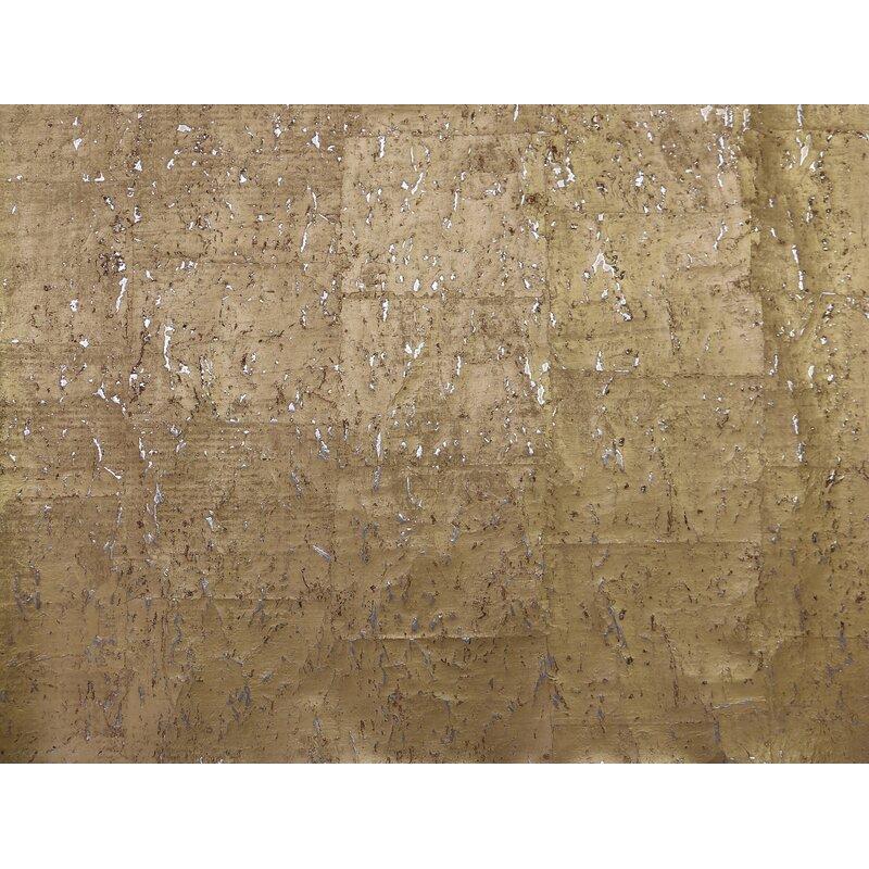 """17 Stories Kenzo 24 L x 36"""" W Cork Wallpaper Roll"""