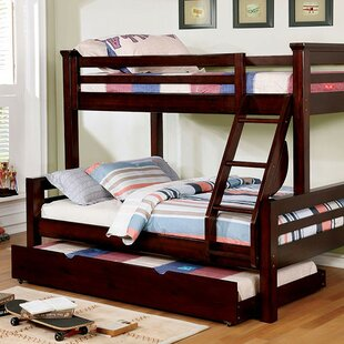 Gaenside Twin over Full Bunk Bed