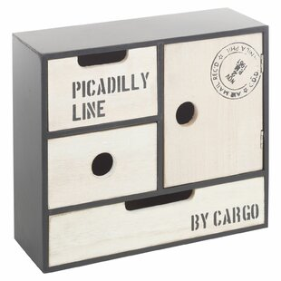 Cargo 4 Drawer Combi Chest By Symple Stuff