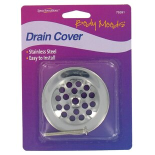 Waxman Grid Shower Drain