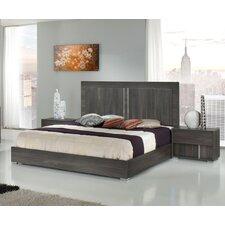 Shelburne Italian Platform Bed by Wade Logan