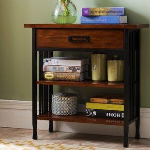 Woodward Foyer Standard Bookcase by Loon Peak