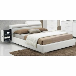 Fabian Upholstered Low Profile Platform Bed by Mutsumi Home Studio