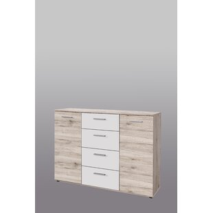 Agnelo 4 Drawers Combi Chest By 17 Stories