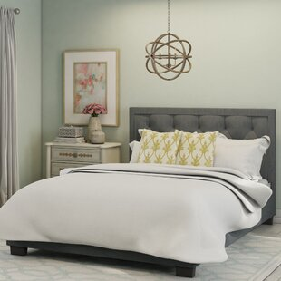 Darby Home Co Debord Upholstered Platform Bed