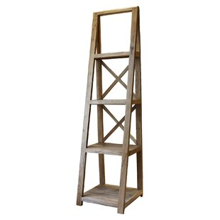 Richview Ladder Bookcase by Millwood Pines