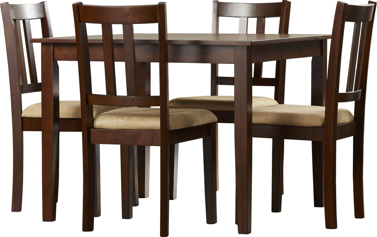 5 piece preston dining set - Pictures Of Dining Room Sets
