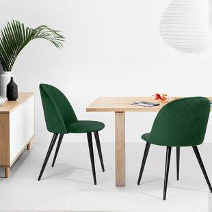 Fairview Velvet Side Chair (Set of 2)