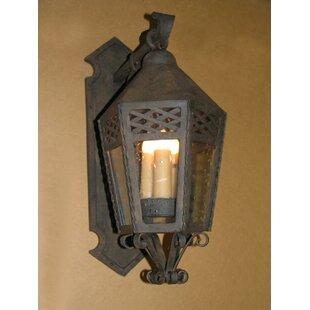 Comparison Stilvi 3-Light Outdoor Wall Lantern By Laura Lee Designs