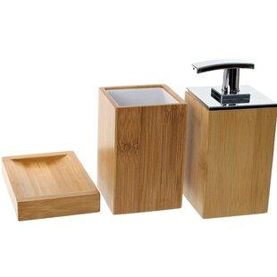 Gedy by Nameeks Potus 3-Piece Bathroom Accessory Set