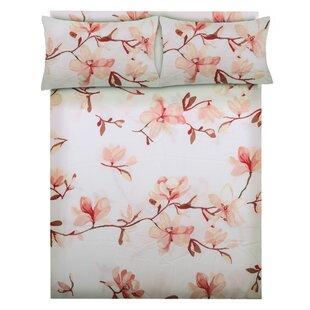 Ivybridge 144 Thread Count Floral/Flower 100% Cotton Sheet Set