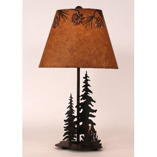 Coast Lamp Mfg. Pine Tree 25.5