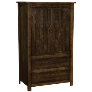 Fireside Lodge Premium Frontier Armoire