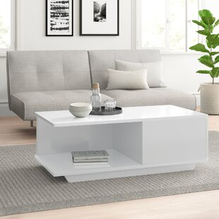 Theresa Coffee Table With Storage By Zipcode Design