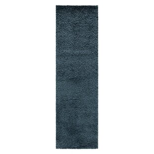 Great Price Parrish Blue Area Rug By Charlton Home