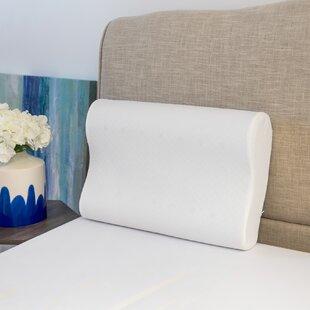 Liev Medium Memory Foam Standard Pillow