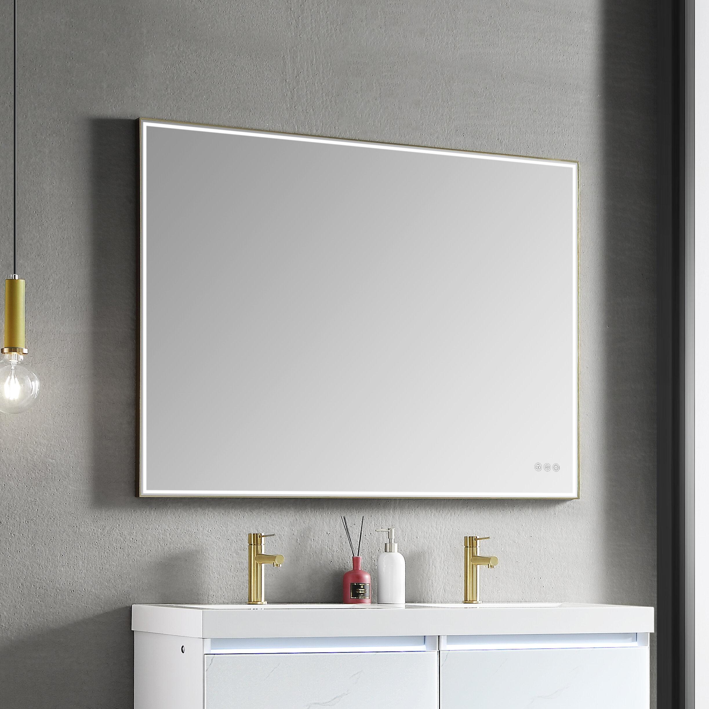 Large Bathroom Mirrors You Ll Love In 2021 Wayfair