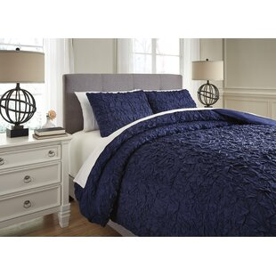 Willa Arlo Interiors Bouknight 3 Piece Duvet Cover Set